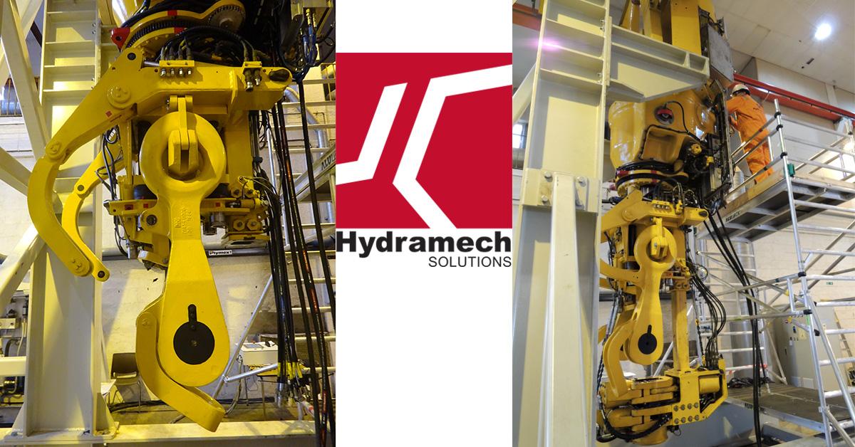 Hydramech Solutions overhaul of topdrive hps 04